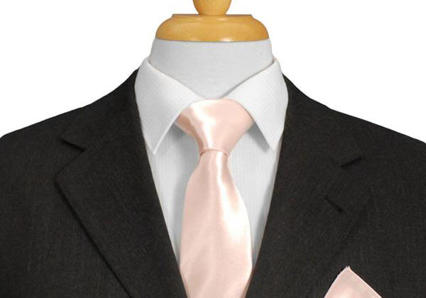 Wear neckties for wedding by Louis Faglin